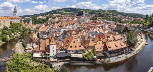 Český Krumlov, foto: Pixabay