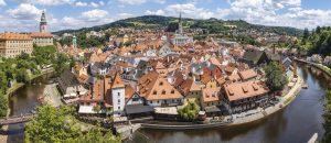 Český Krumlov bez davů - sen každého turisty, zdroj: Pixabay