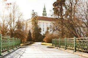 Kroměřížský zámek - moravská perla, zdroj: Pixabay