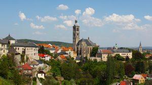Panorama Kutné Hory směle konkuruje tomu pražskému, zdroj: Pixabay